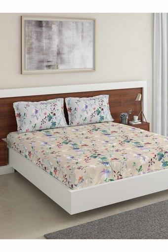 D'DECOR -  GreenSingle Bed Sheets - Main