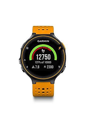 Unisex Forerunner 235 Solar Flare Silicone Smart Watch