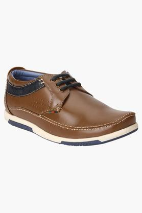 BUCKAROOMens Leather Lace Up Casual Shoes - 202482946