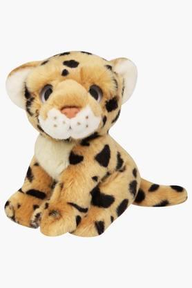 Unisex Baby Cheetah Soft Toy