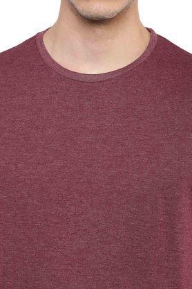 STOP - Blue MelangeT-Shirts & Polos - 4