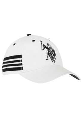 U.S. POLO ASSN. Mens Stripe Cap