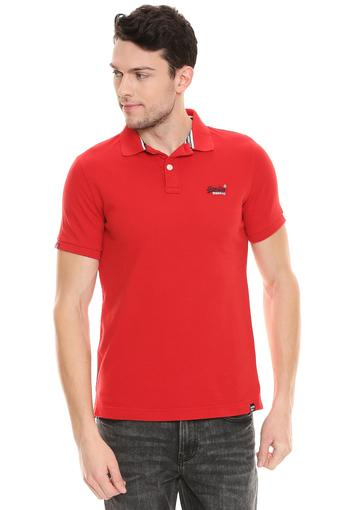 SUPERDRY -  RedT-shirts - Main
