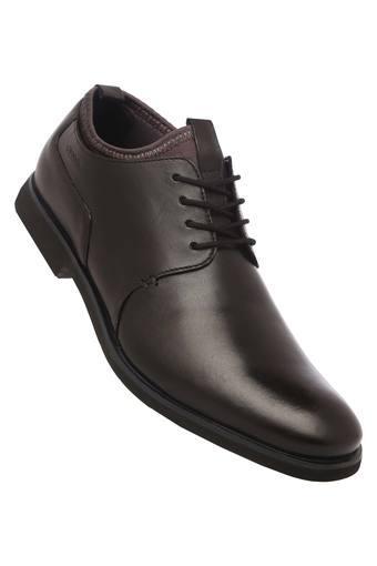 RUOSH -  BlackFormal Shoes - Main