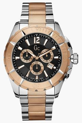 Mens Chronograph Stainless Steel Watch - X53003G2S