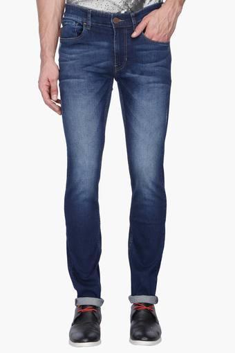 Buy U S Polo Assn Denim Mens Skinny Fit Heavy Wash Jeans Regallo