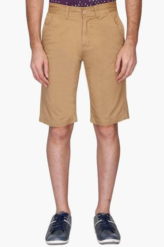 LIFE -  Khaki Shorts & 3/4th - Main