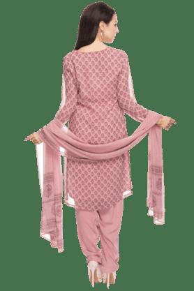 BIBAWomens Printed Salwar Suit - 200737387