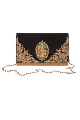 Womens Madhubani Clutch