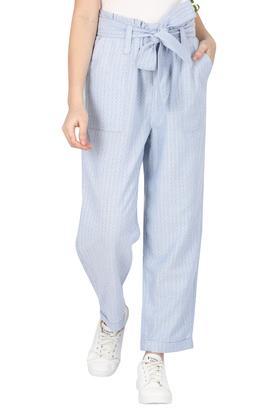 RHESON - Sky BlueTrousers & Pants - Main
