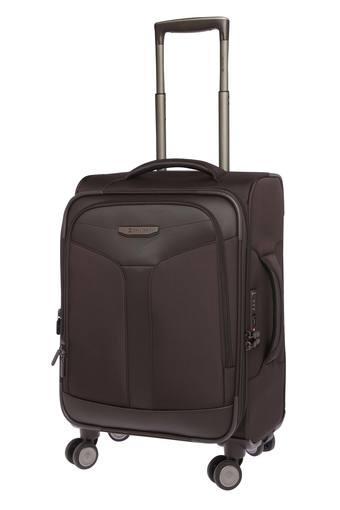 CARLTON -  BrownSoft Luggage - Main