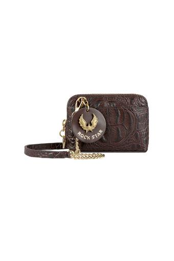 HIDESIGN -  BrownWallets & Clutches - Main