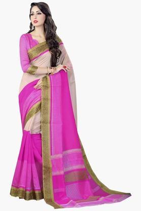 DEMARCAWomens Silk Designer Saree - 202338103