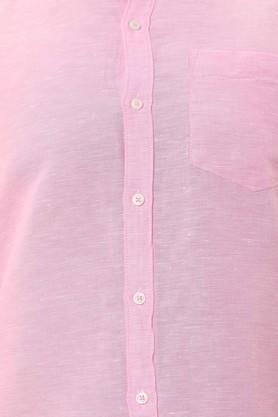 LIFE - PinkCasual Shirts - 4