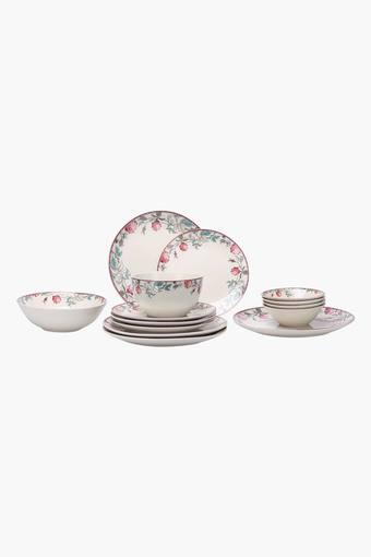IVY -  White Dinner Sets - Main