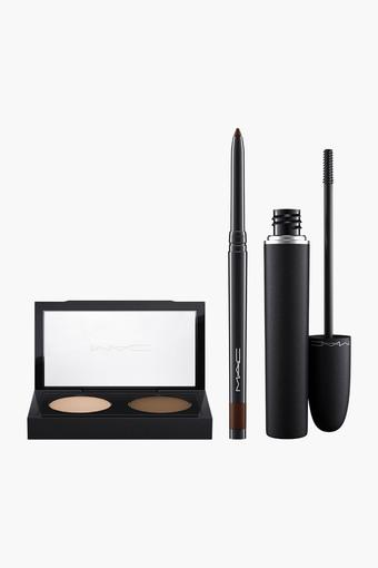 MAC -  Look In A Box Hooked On NudeMakeup Tools - Main