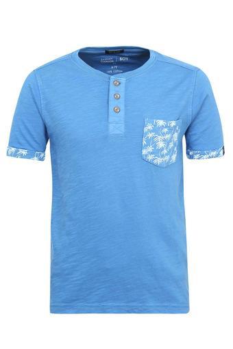 INDIAN TERRAIN -  BlueTopwear - Main