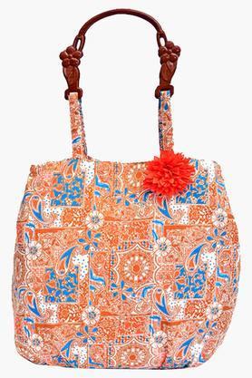 PICK POCKETWomens Canvas Tote Handbag