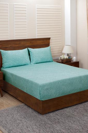 MASPAR -  TurquoiseBed Sheets - Main