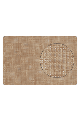 FREELANCE Basketweave Table Mat (Set Of 6) - 8271070_9999
