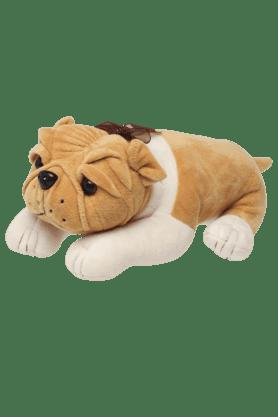 X HAPPINESS Unisex Baby Pug Dog Soft Toy 5ca68ff8e9