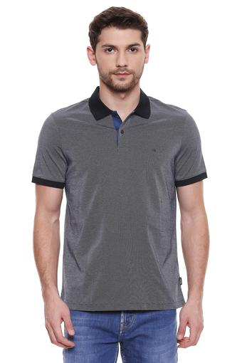 CALVIN KLEIN JEANS -  NavyT-shirts - Main