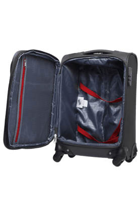 Unisex Beirut Spinner Soft Trolley