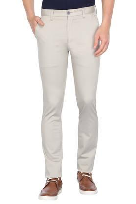 STOP - Stone Formal Trousers - Main