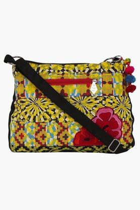 PICK POCKETWomens Zipper Closure Sling Bag - 202392050_9407