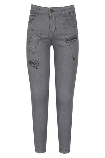 LIFE -  GreyBottomwear - Main