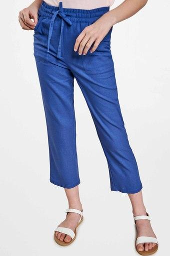 AND GIRL -  BlueTrousers - Main