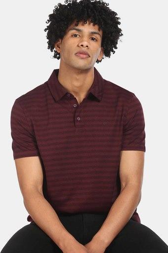 CALVIN KLEIN JEANS -  RedT-Shirts & Polos - Main