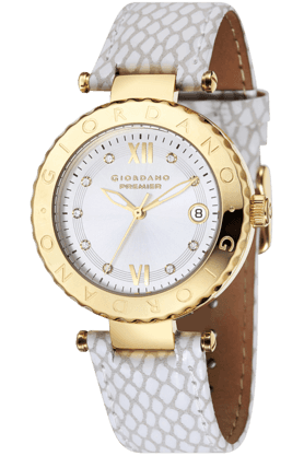 GIO COLLECTIONWomens Round Dial  Watch - P274-03
