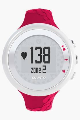 SUUNTO Unisex M2 Fuchsia Heart Rate Monitor Watch