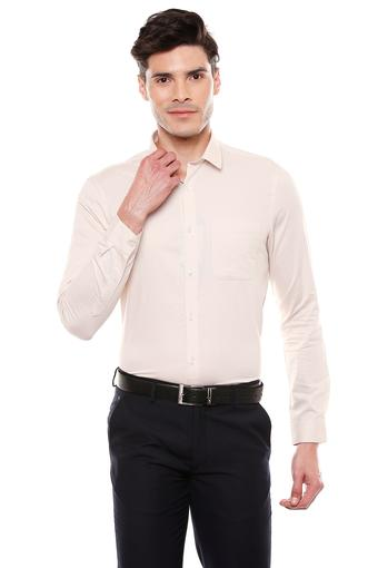 VETTORIO FRATINI -  Off WhiteFormal Shirts - Main