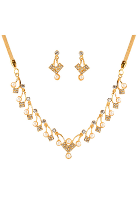 TOUCHSTONE Necklace Set - 9295984