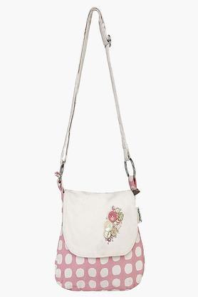PICK POCKETWomens Snap Closure Sling Bag - 202392023