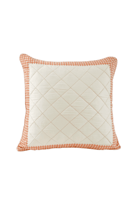 MASPAR Gingham Print Cushion Cover