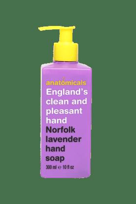 ANATOMICALSNorfolk Lavender Hand Wash/Soap 300ml