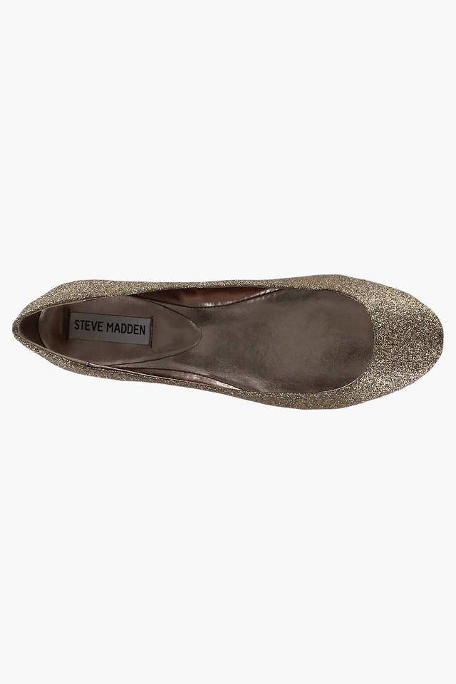 12afeb37acec8 Buy STEVE MADDEN Womens Party Wear Slipon Ballerina Shoes   Shoppers ...