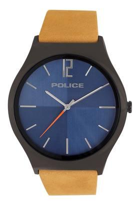 Mens Blue Dial Analogue Watch - PL15918JSB03W