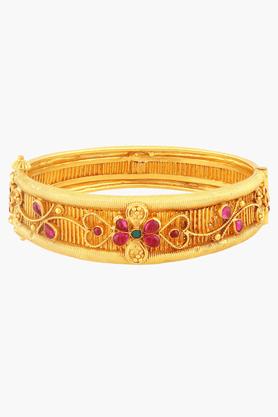MALABAR GOLD AND DIAMONDSWomens 22 KT Gold Bangle - 201203443