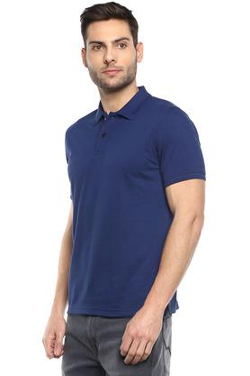 STOP - BlueT-Shirts & Polos - 2