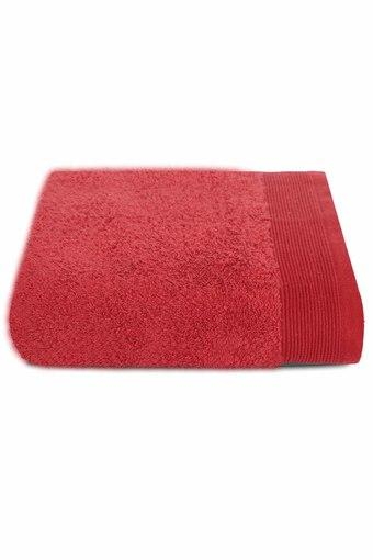 MASPAR -  Red Bath Towel - Main