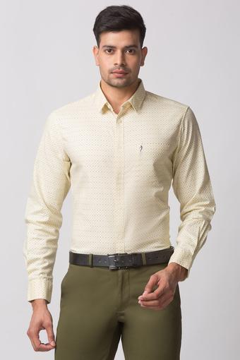 INDIAN TERRAIN -  YellowCasual Shirts - Main