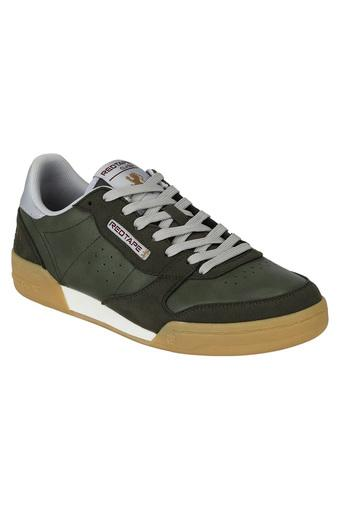 RED TAPE -  Olive Casuals Shoes - Main