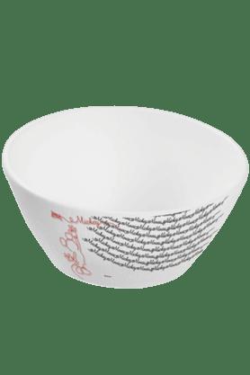 Mickey Line Art - Vegetable Bowl