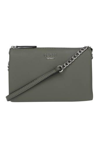 GUESS -  OliveWallets & Clutches - Main