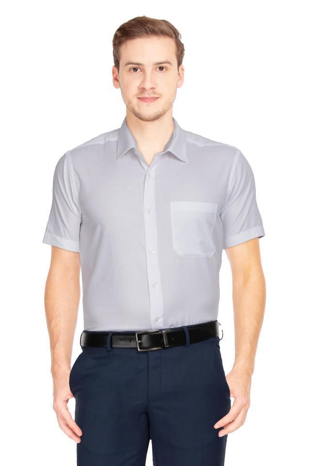 RAYMOND - WhiteFormal Shirts - Main