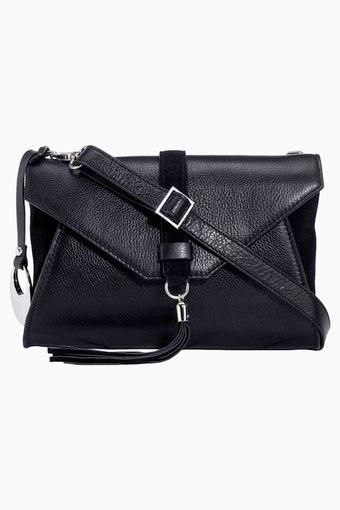 PHIVE RIVERS -  Black Handbags - Main